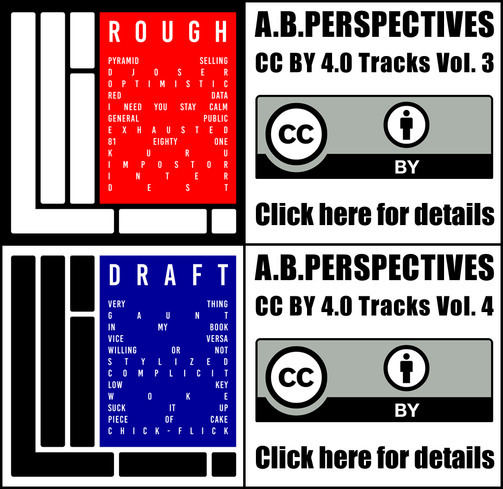A.B.Perspectives CC BY 4.0 Tracks Click here for details
